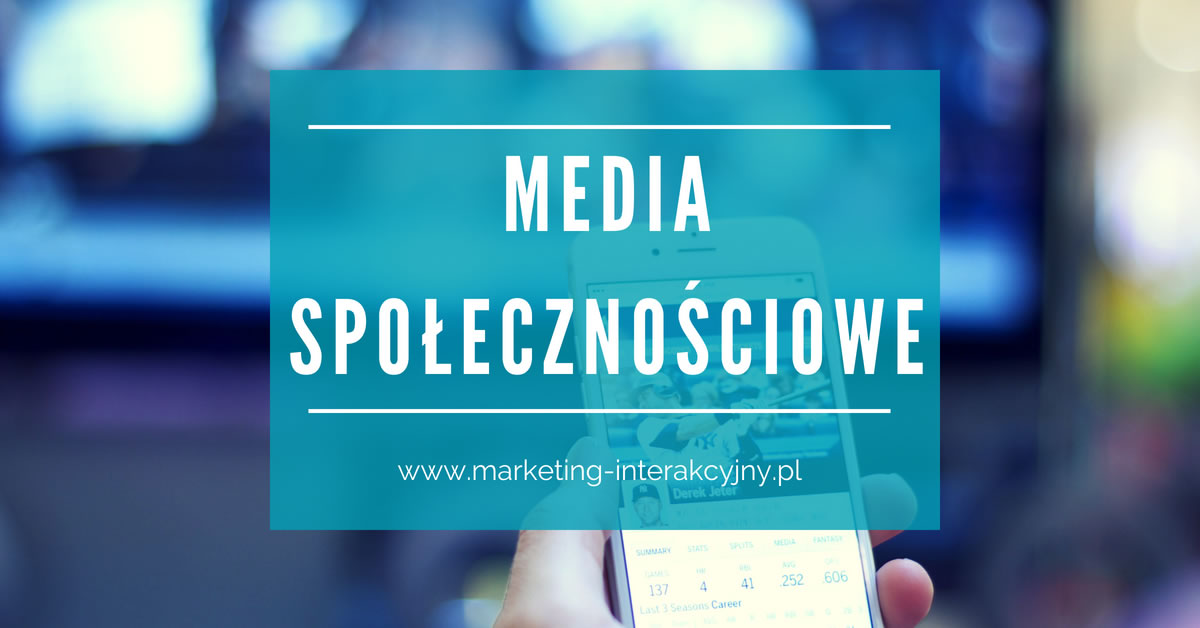 Media społecznościowe a biznes