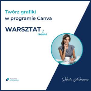 Warsztaty z Canvy Jolanta Ambrożewicz-1