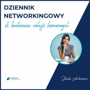 Dziennik networkingowy Jolanta Ambrożewicz