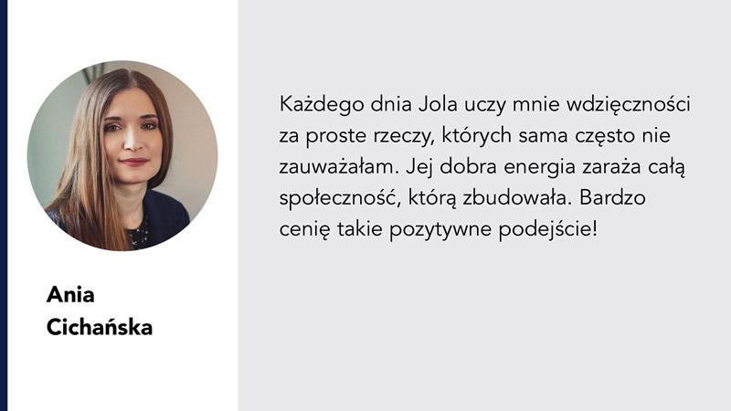 Anna Cichańska jola Ambrożewicz