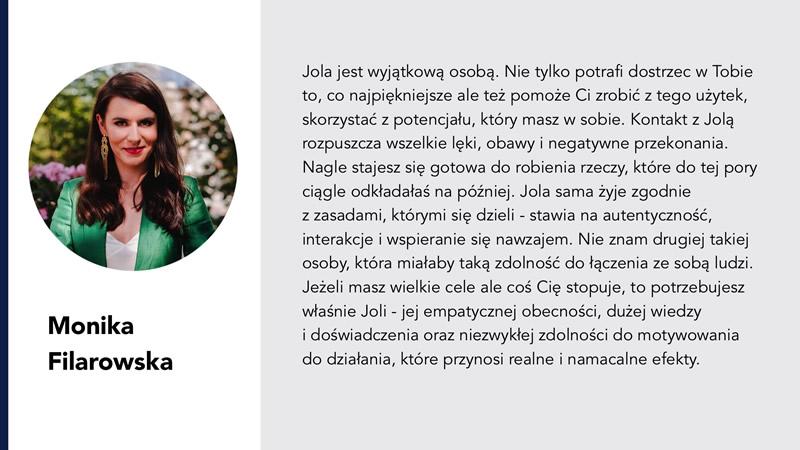Monika Filarowska i Jolanta Ambrożewicz