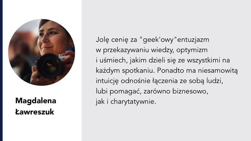Jolanta Ambrożewicz Magdalena Ławreszuk opinia