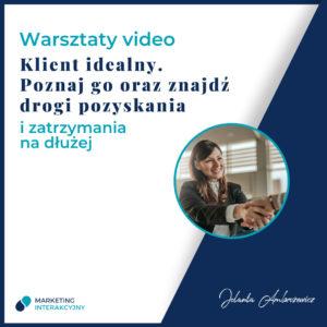 Klient idealny warsztaty video